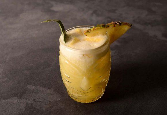 Домашна цитронада с ананас
