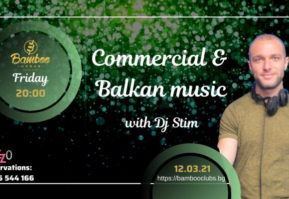 12.3 Commercial & Balkan